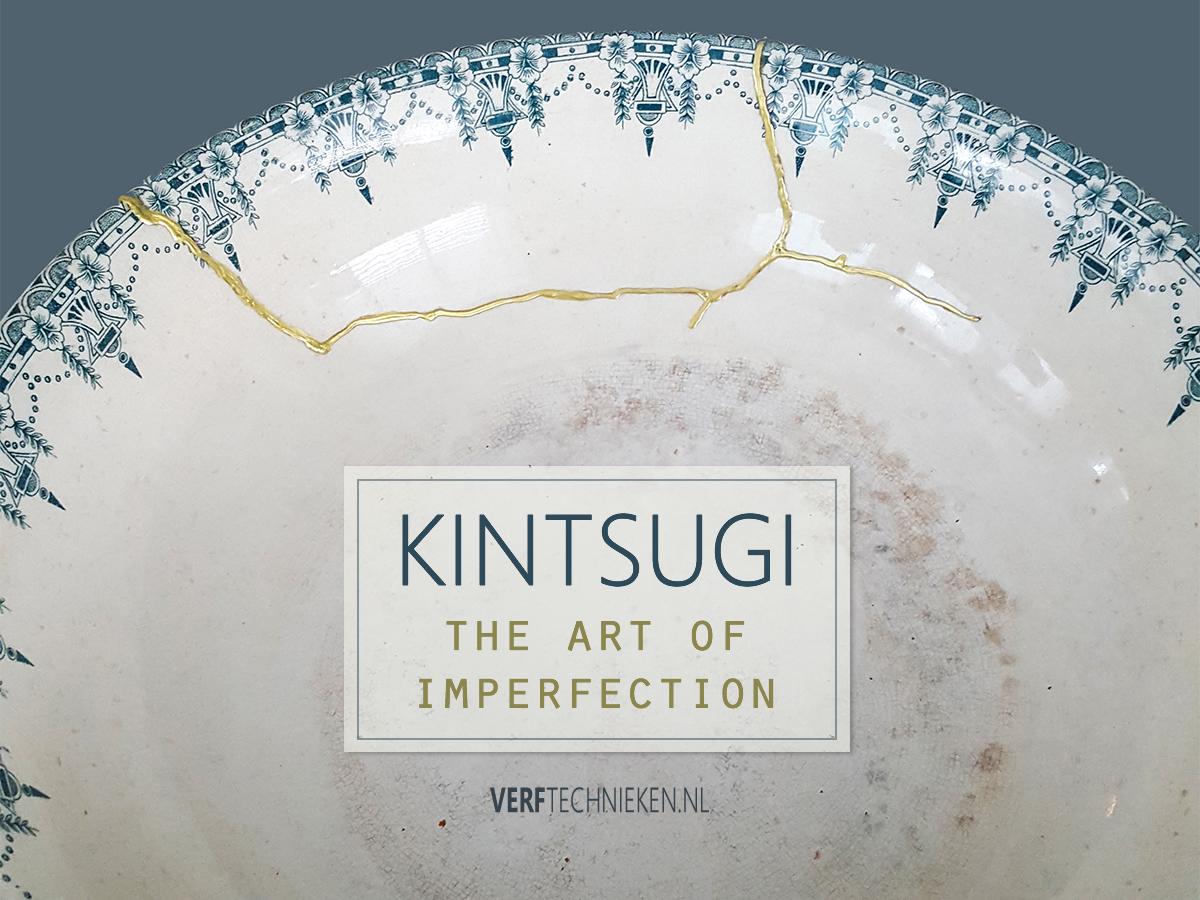 DIY Kintsugi zelf maken