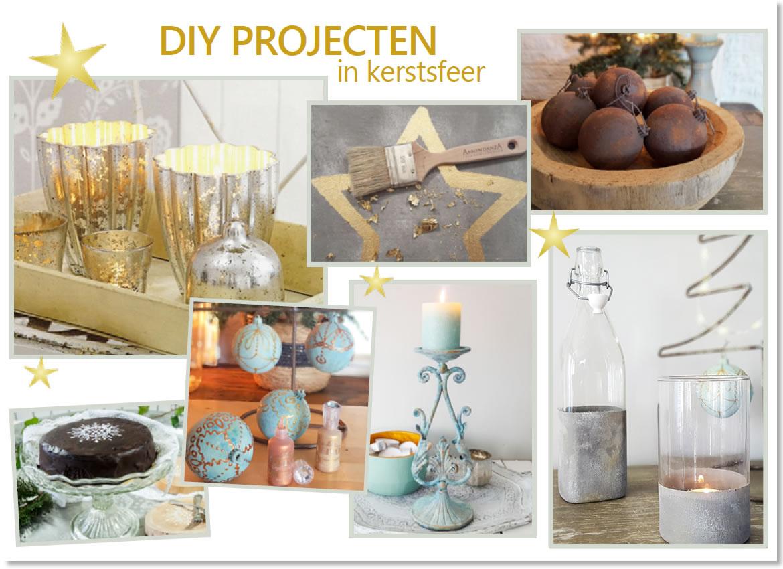 Kerstmagazine DIY projecten