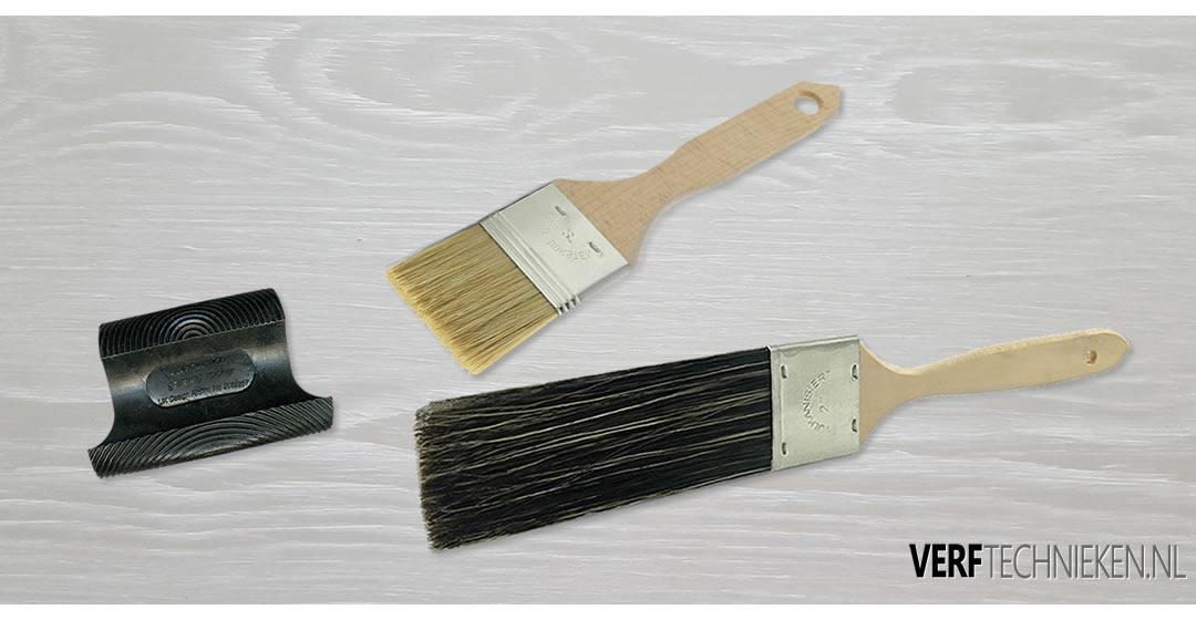 hout imitatie gereedschap