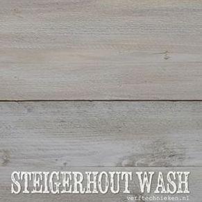steigerhout wash