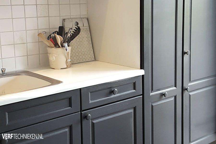 keuken verven stappenplan
